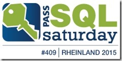 SQLSaturday409_2015