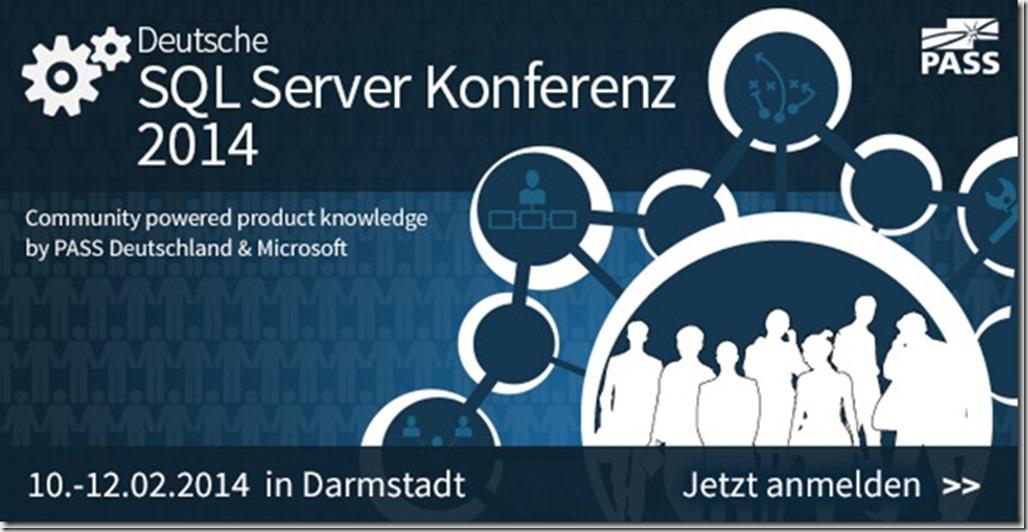 SQLServerKonferenz2014